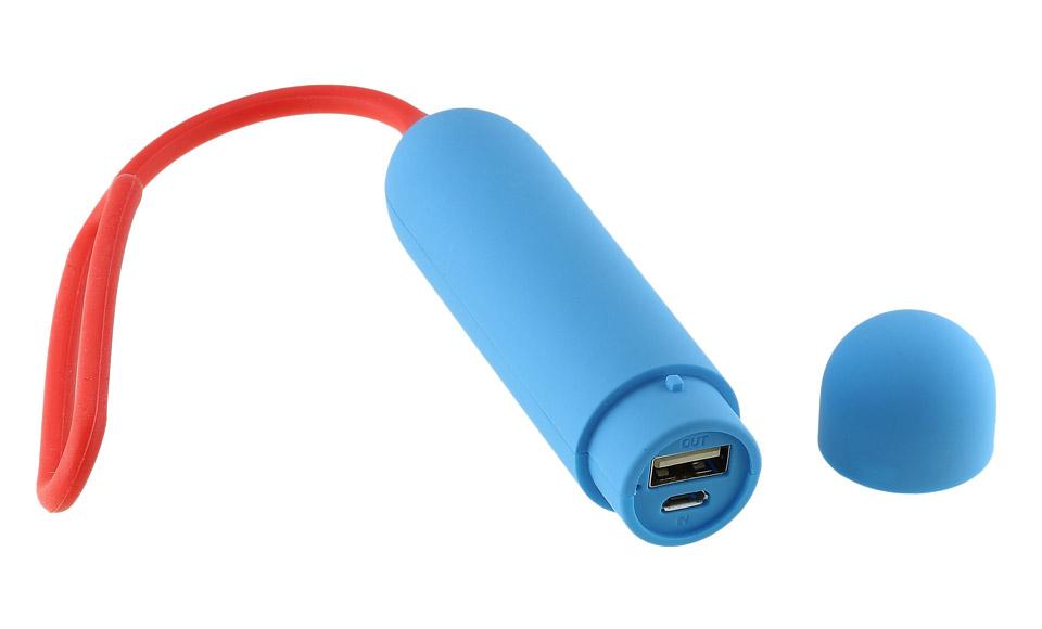 power bank 2200 Regalo Perfetto batteria portatile