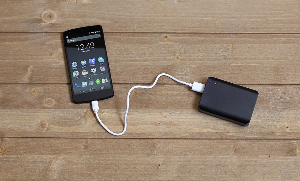 miglior power bank Luce LED batteria esterna