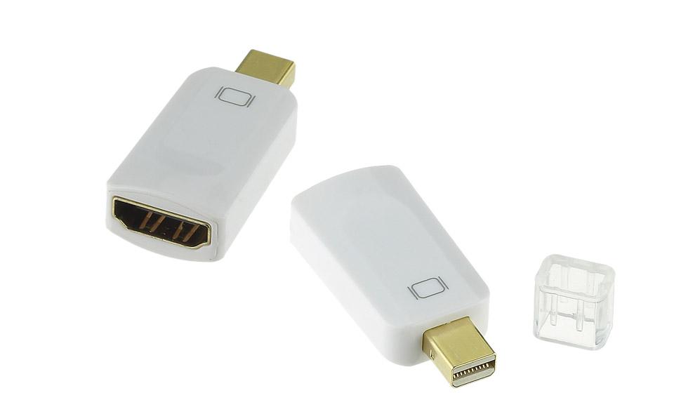 Adattatore mDP mini-DisplayPort maschio > HDMI femmina (tipo A)